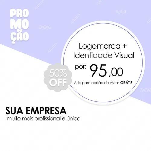 Logomarca + identidade visual