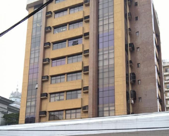 Mc286 sala comercial para locação, 43,00 m² gar