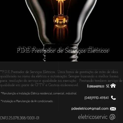 Manutenção elétricas. residencial, comercial, industrial.