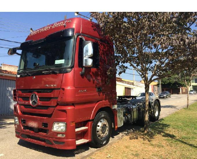 Mb actros 2646 6x4 ano 2102