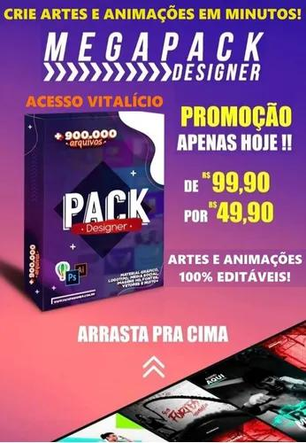 Mega pack design total