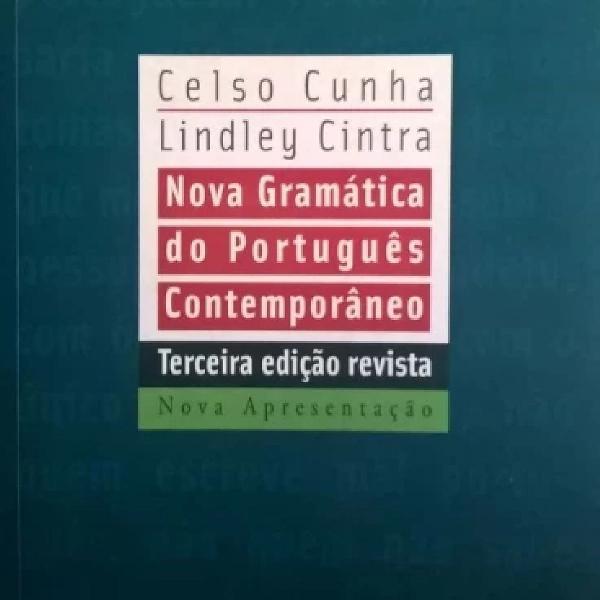 Nova gramática do português contemporâneo