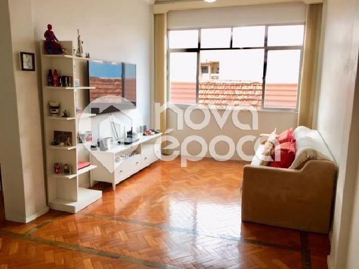 Rio comprido, 3 quartos, 1 vaga, 82 m² rua sampaio viana,