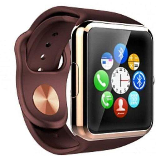 Smartwatch gt08 rel/u00f3gio inteligente bluetooth gear chip