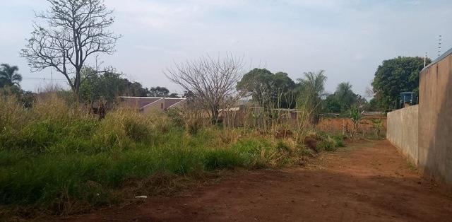 Terreno columbia 12x33 perto do asfalto - mgf imóveis
