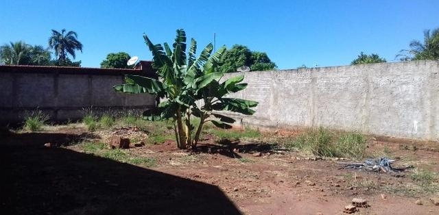 Terreno vila nasser 110 mil - mgf imóveis