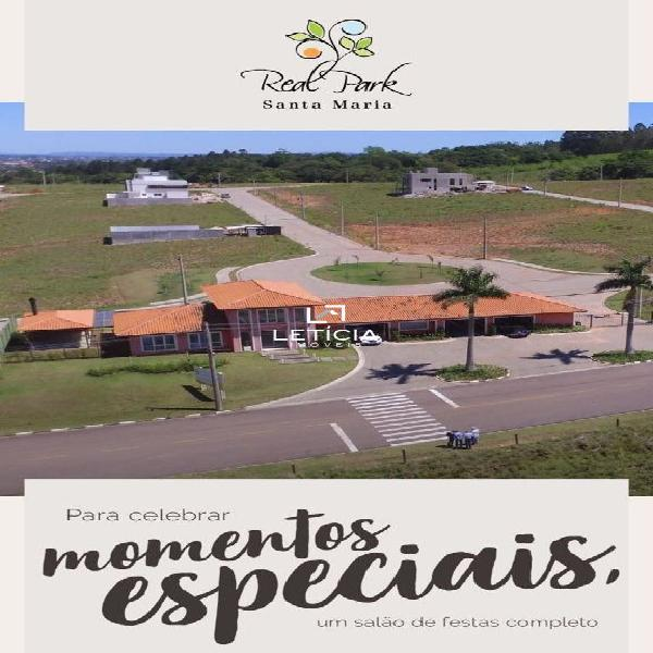Terreno/lote à venda no tomazetti - santa maria, rs.