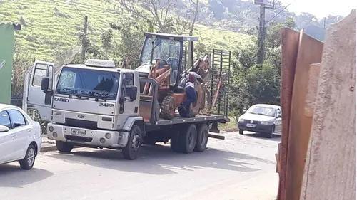 Transporte maquinas