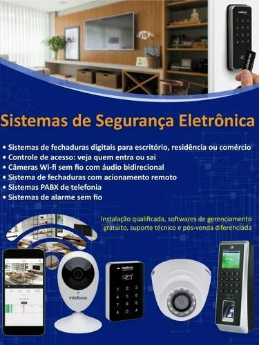Venda, instalação e monitoramento c/ ou s/ fio