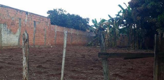Vendo terreno lageado - mgf imóveis