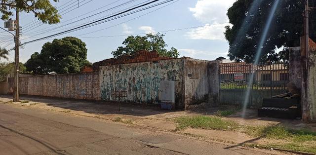 Vendo área no bairro santo antônio - mgf imóveis