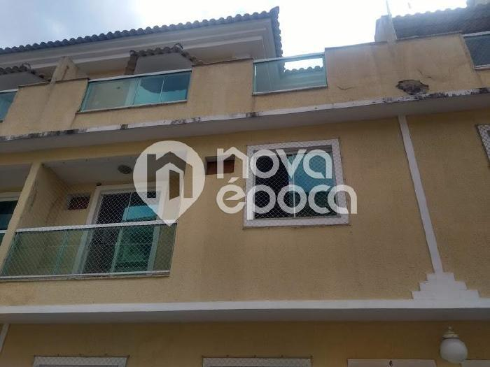 Vila valqueire, 3 quartos, 1 vaga, 73 m² rua anália