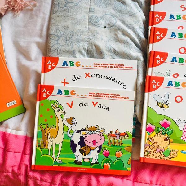 Coleção meus primeiros passos na leitura e na aprendizagem