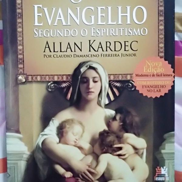 Evangelho segundo o espiritismo - nova edição