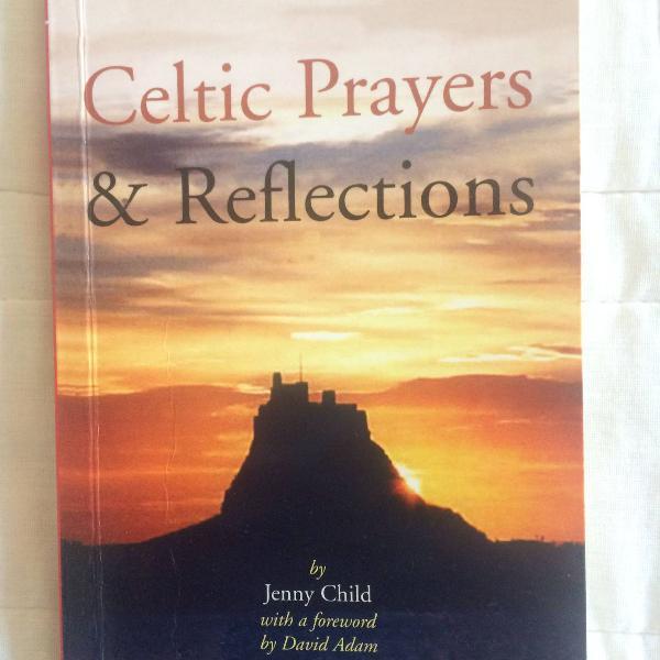 Livro celtic prayers & reflections