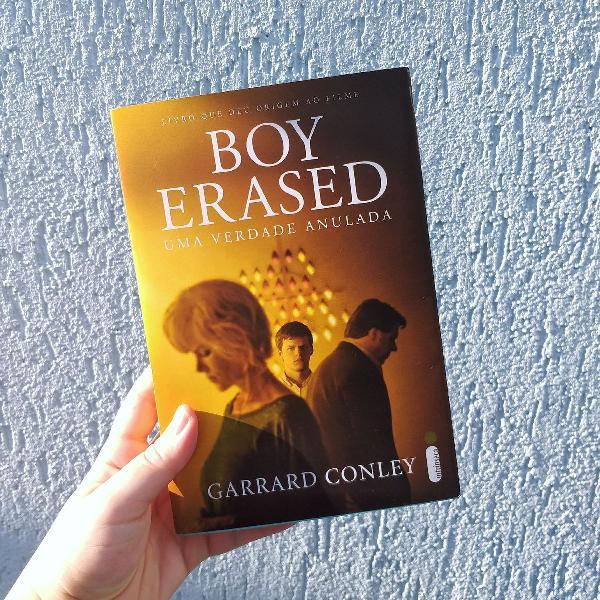 Livro boy erased uma verdade anulada