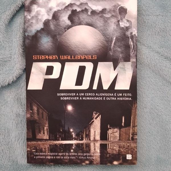"Livro distopia ""pdm"""