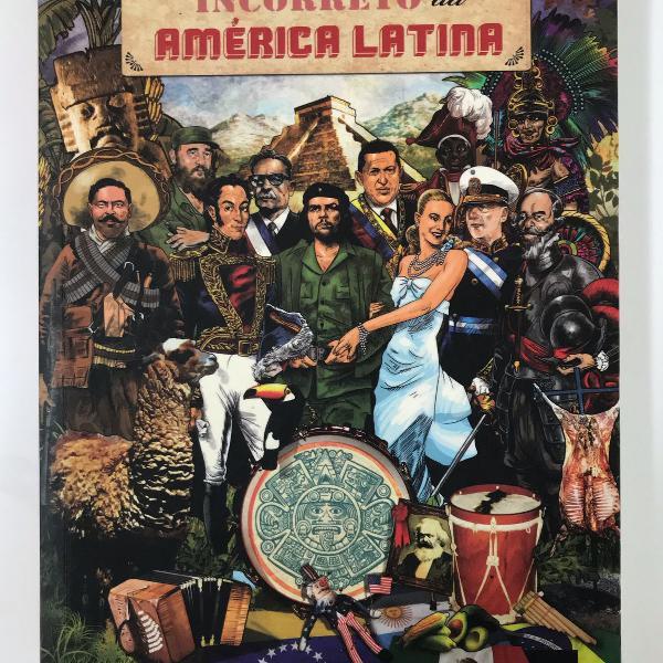 Livro - guia politicamente incorreto da américa latina