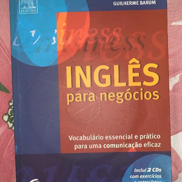 Livro inglês para negócios