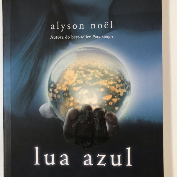 Livro - lua azul (alyson noël)