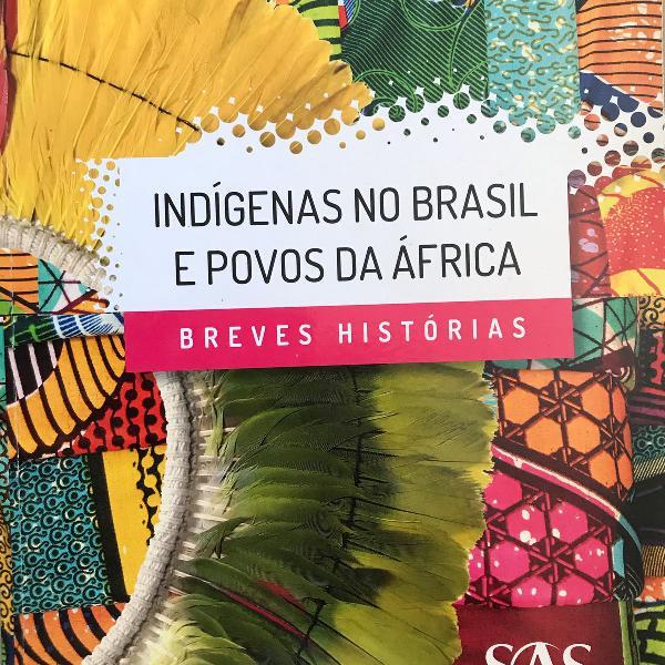 Livro pré vestibular sistema ari de sá indígenas no