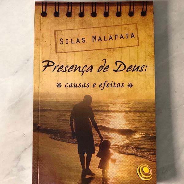 Livro presença de deus causas e efeitos silas malafaia