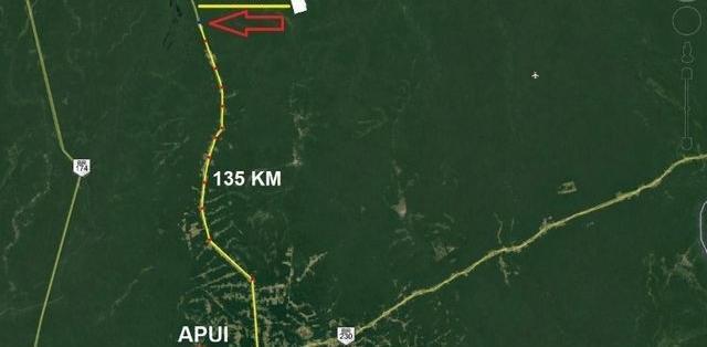 reas de Terras Bioma Amazônico - MGF Imóveis