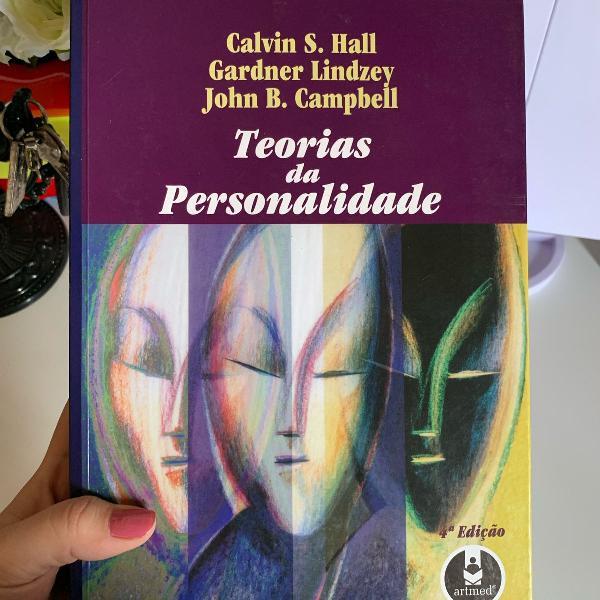 Teorias da personalidade 4a edição