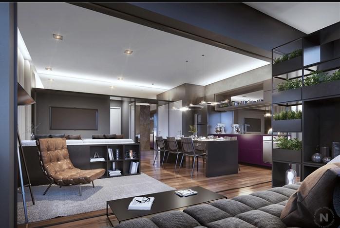 Apartamento a venda em pinheiros com 29m² com 1 dormitório