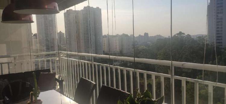Apartamento para venda tem 123 metros quadrados com 3