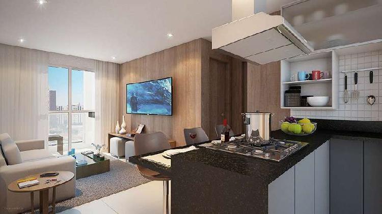 Cobertura tipo duplex 116 m²   3 dorm   2 suíte   2 vagas