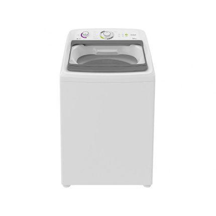 Lavadora de roupas consul cwh12 abana 12 kg inox - 127 v