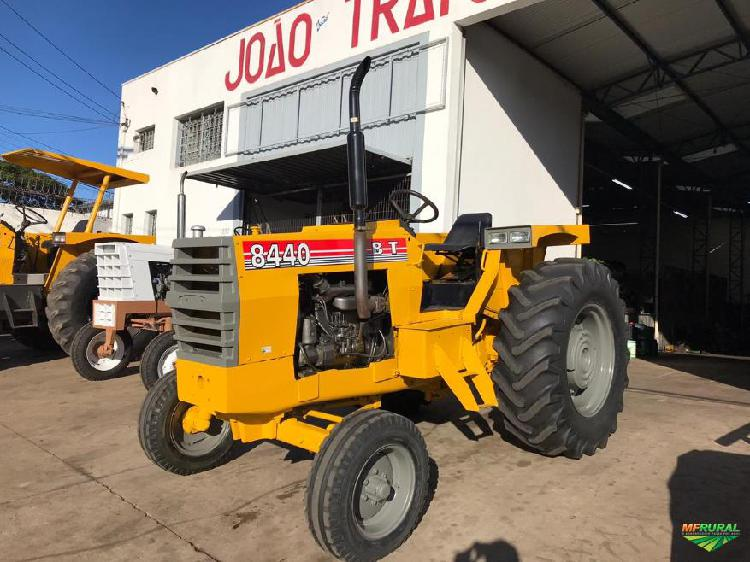 Trator Cbt 8440 4x2 ano 85