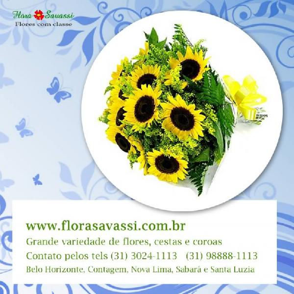 Belo horizonte mg floricultura flora flores cesta de café