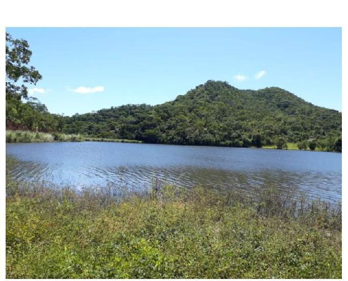 1.275 alqs rio represas plana sede 35% abertos rio gurupi to
