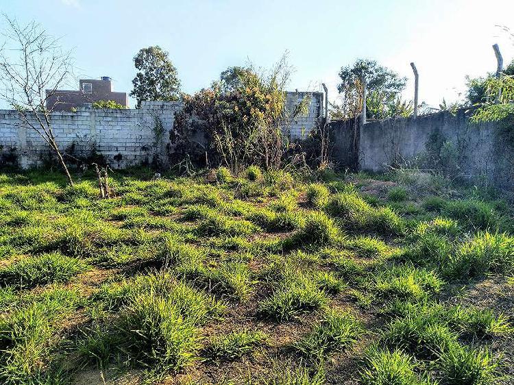 3 lotes/terreno para venda no parque varinhas possui 252 m²