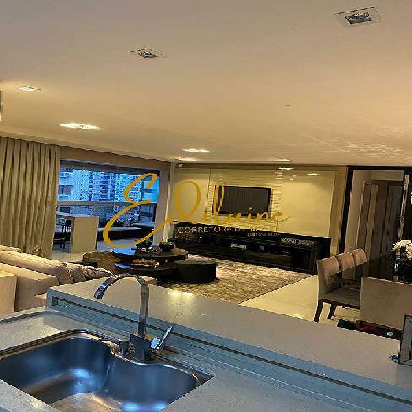 Apartamento com 146,7 m² 3 suítes em campinas - são josé