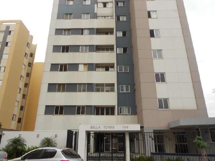 Apartamento no edifício bella torre com 3 quartos e 73 m²