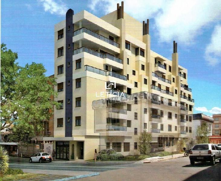 Apartamento à venda no centro - santa maria, rs. im154732