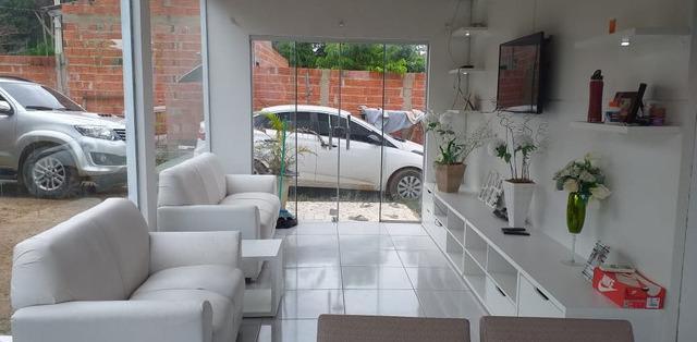 Casa alto padrão mobiliada - mgf imóveis