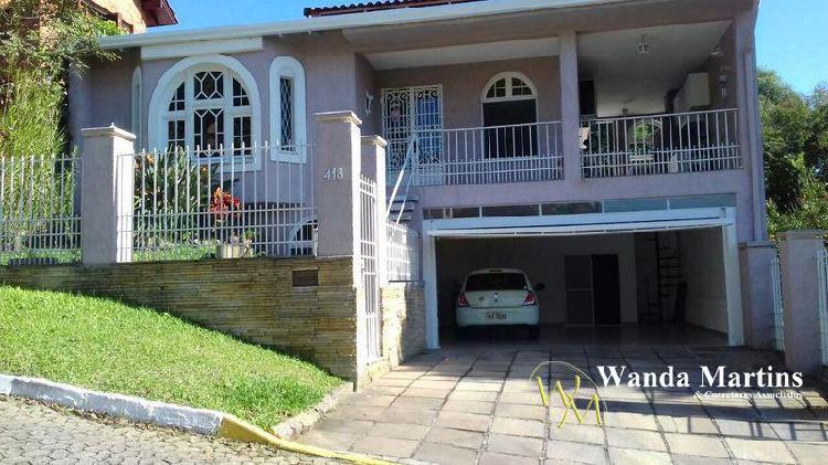Casa em condomínio para venda em viamão, cantegril, 3