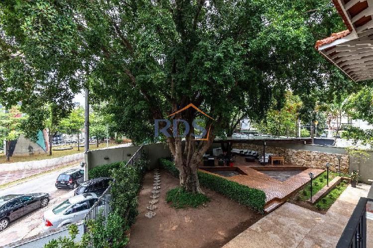 Casa para alugar no vila nova conceição - são paulo, sp.