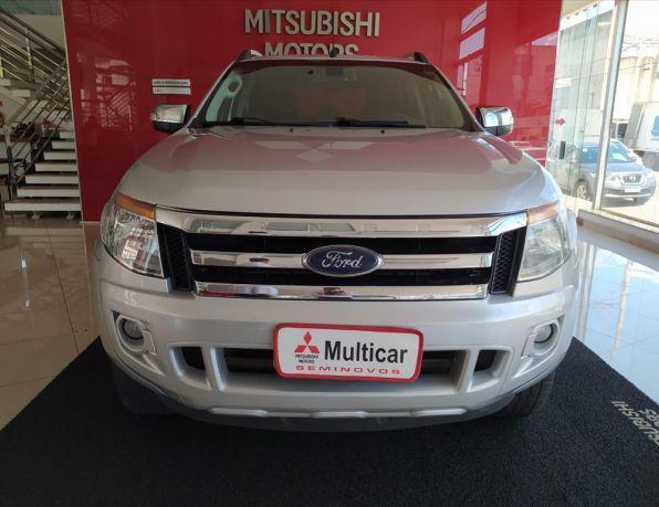 Ford ranger limited 3.2 20v 4x4 cd aut. dies. diesel