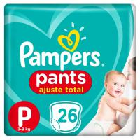 Marketplace] fralda pampers pants ajuste total p