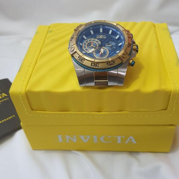 Relógio invicta importado original