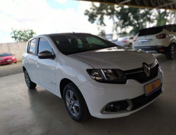Renault sandero vibe flex 1.0 12v 5p flex - gasolina e