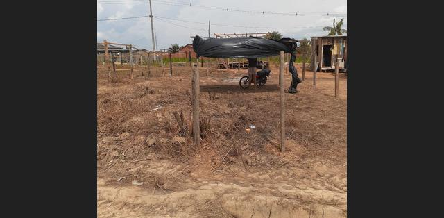 Terreno próximo a amadeu barbosa areial - mgf imóveis