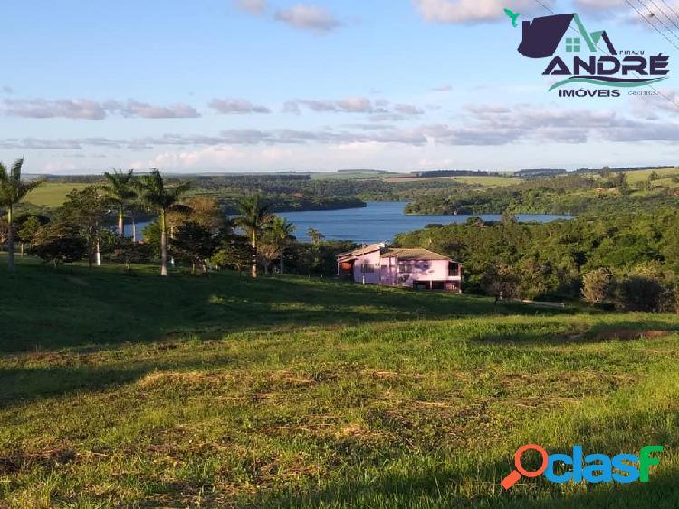 Lote, 2000 m², no portal ecológico monte alegre do paranapanema, piraju/sp.
