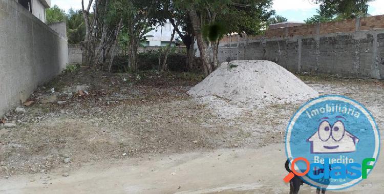 Terreno para venda no bairro village 500 m2 r$165.000,00