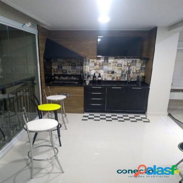 Apartamento de 68 m², 2 dormitórios e 1 vaga no condomínio parque ventura